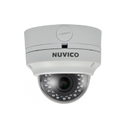 Gen-II™ HD TVI Vandal Dome Camera_Auto-Focus/True WDR